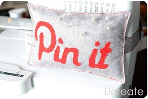 pin it pincushion