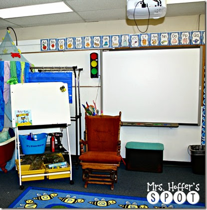teaching area