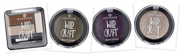 Ver coleccin ojos essence wild craft