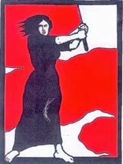 mujer socialista trabajadora