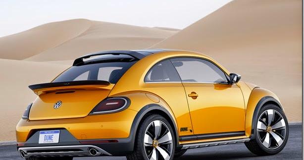 Próxima geração do Volkswagen Fusca terá uma família de modelos