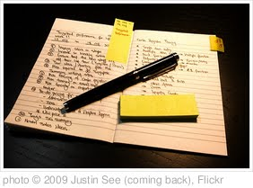 'Write something....' photo (c) 2009, Justin See (coming back) - license: http://creativecommons.org/licenses/by-nd/2.0/