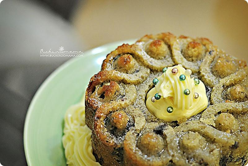 Bleuberry-cake