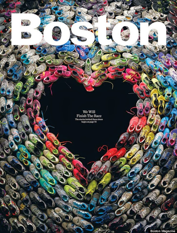 "The now-famous ""Boston Strong"" cover from Boston Magazine. CLICK for more information."