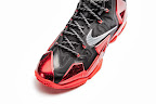 nike lebron 11 gr black red 6 13 nike inc New Photos // Nike LeBron XI Miami Heat (616175 001)
