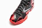 nike lebron 11 gr black red 6 13 nike inc New Photos // Nike LeBron XI Miami Heat (616175 001)