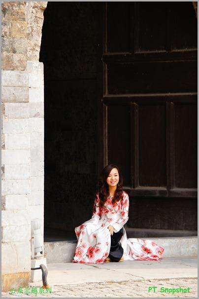 越南旗袍姑娘