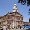 Boston Massachusetts Faneuil Hall