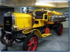 0918 Alberta Calgary - Heritage Park Historical Village - Gasoline Alley Museum - 1912 Benz Gaggenau Fuel Tanker