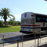 KSC bus in Cape Canaveral, Florida, United States