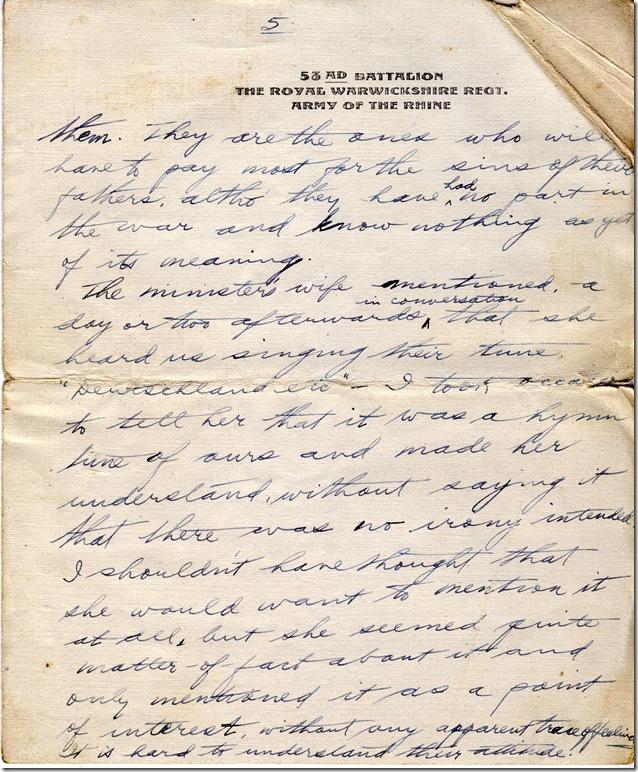 1 June 1919 5