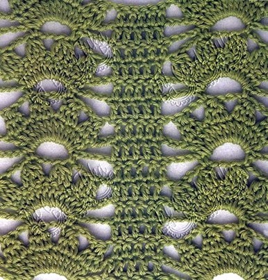 padrão croche