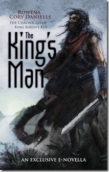 kings man ebook cover