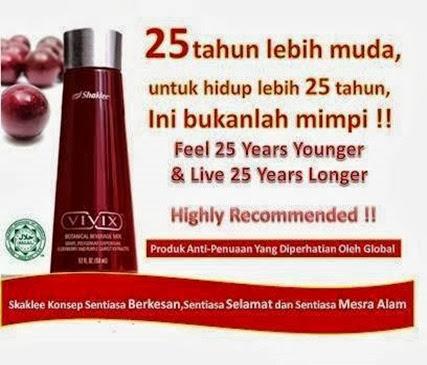 25 tahun lebih muda