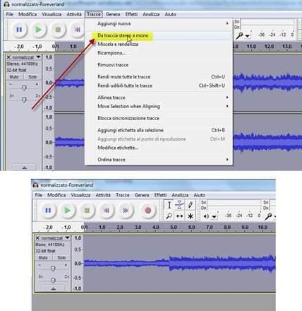 convertire-stereo-in-mono-audacity