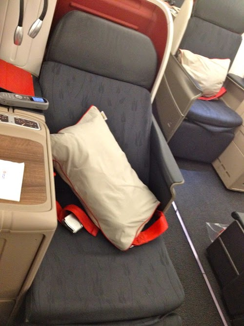 Trip report turkish airlines business class - Turkish airlines uk office ...