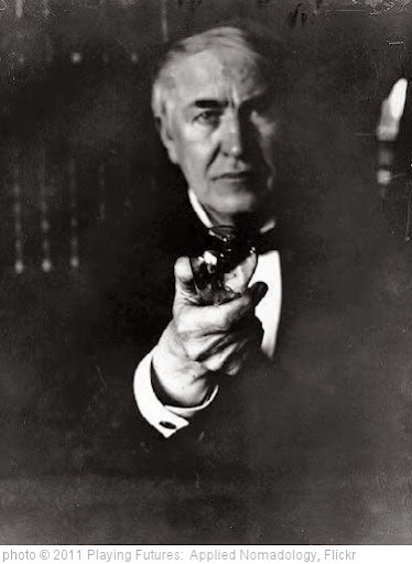 'Thomas Edison, 1930s' photo (c) 2011, Playing Futures:  Applied Nomadology - license: https://creativecommons.org/licenses/by/2.0/
