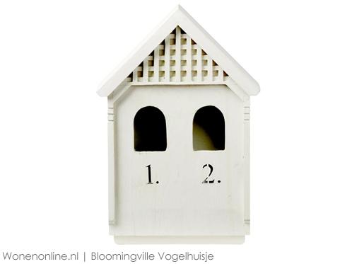 Bloomingville-Vogelhuisje
