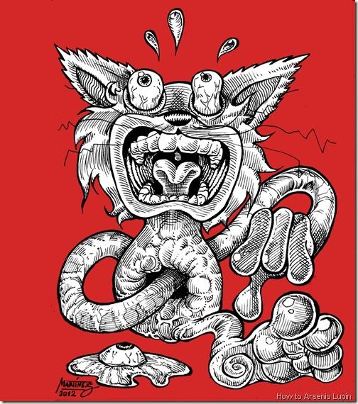 gato, Autor: SEBATIAN MARTINEZ, visitalo en sebastian-mc.blogspot.com