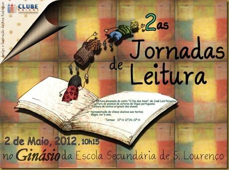 2as Jornadas de Leitura 2012-01