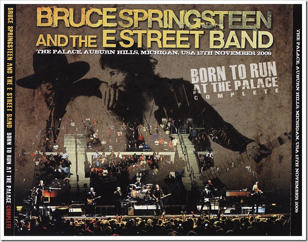 Born To Run At The Palace Complete Front_opt