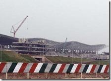 Un'immagine di reportorio del circuito di New Dehli