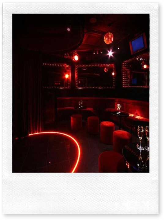 Amour Bar, Tokyo 3