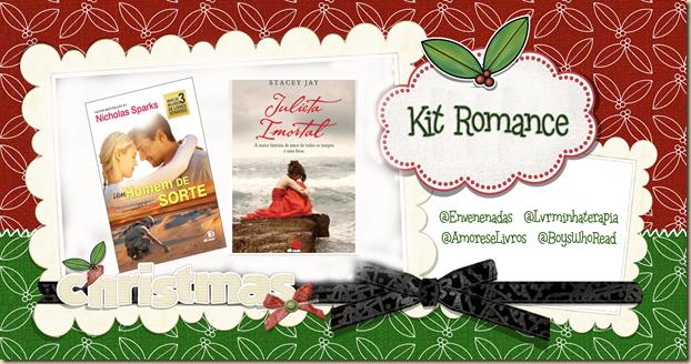 Promo Natal romance copy