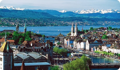 zurich-best places to travel