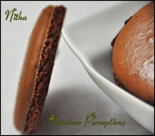 Chocolate Macaroons 2