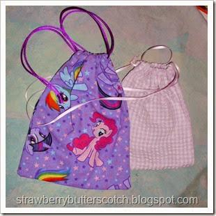 cute dice bags
