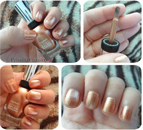Priscilla Clara beauty blogger review Sally Hansen nail polish_6