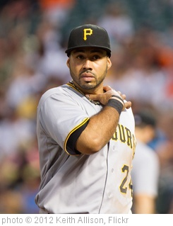 'Pedro Alvarez' photo (c) 2012, Keith Allison - license: http://creativecommons.org/licenses/by-sa/2.0/