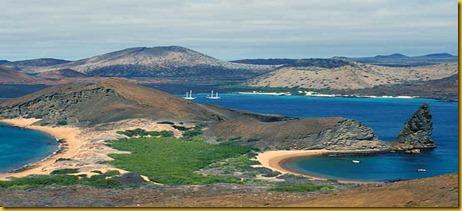 Foto Galapagos Spiaggia