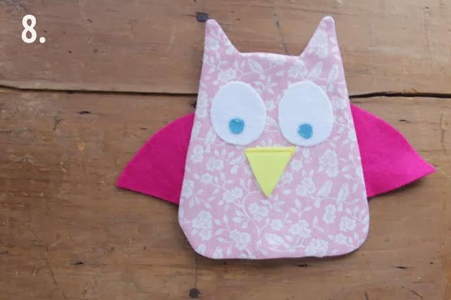 easy sew owl 7