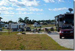 Site 63 at Pine Grove CG at Jonathan Dickinson State Park