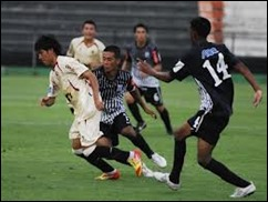 Alianza Lima vs León de Huánuco