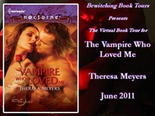 The Vampire Who Loved Me Button