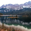 Bavière : lac Eibsee