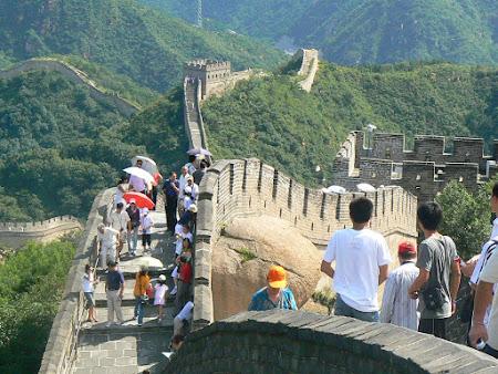 Minuni ale lumii: Marele Zid Chinezesc