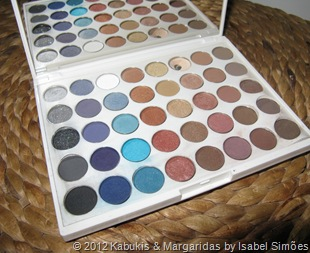 Yaby Eyeshadows