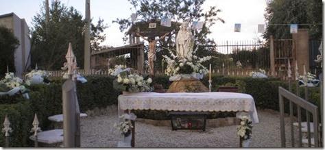 Santuario della Madonna della Montagna (foto Caltagirone)