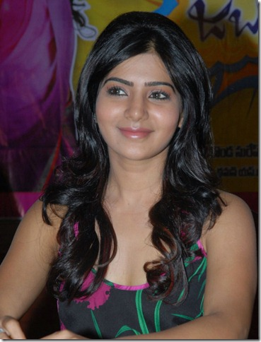 Actress Samantha Photos at Jabardasth Movie Press Meet