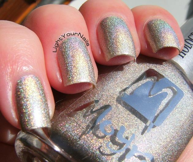 Moyra holographic 252 (nude)