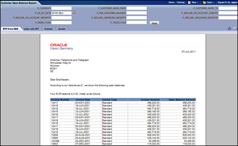 Free download program oracle bi publisher data template for Bi publisher data template example
