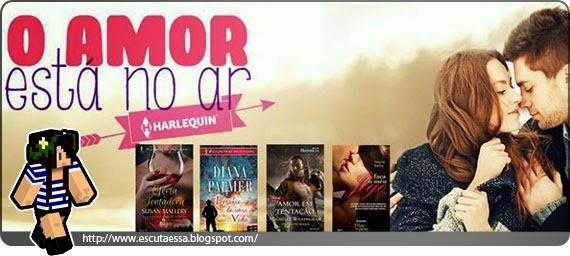 Lançamentos Literários - Harlequin Junho 2014