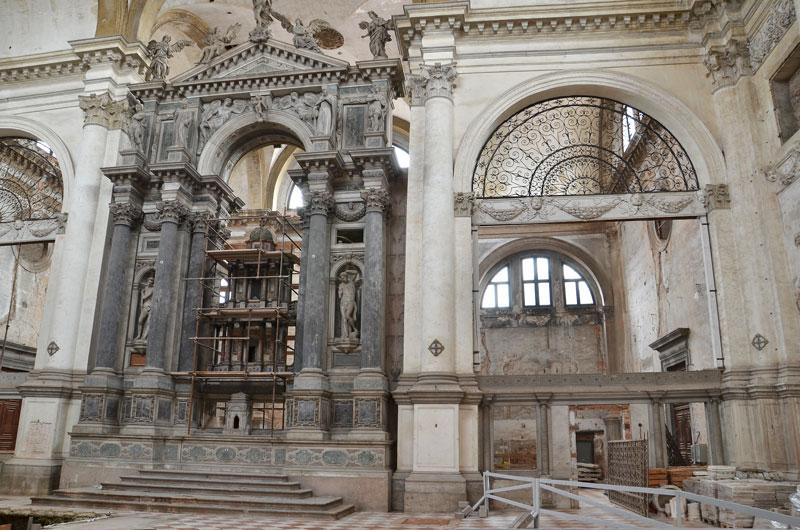 Chiesa di S Lorenzo Venezia 1