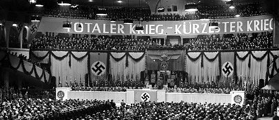 Total War Speech At Berlin Sportpalast 18 February 1943