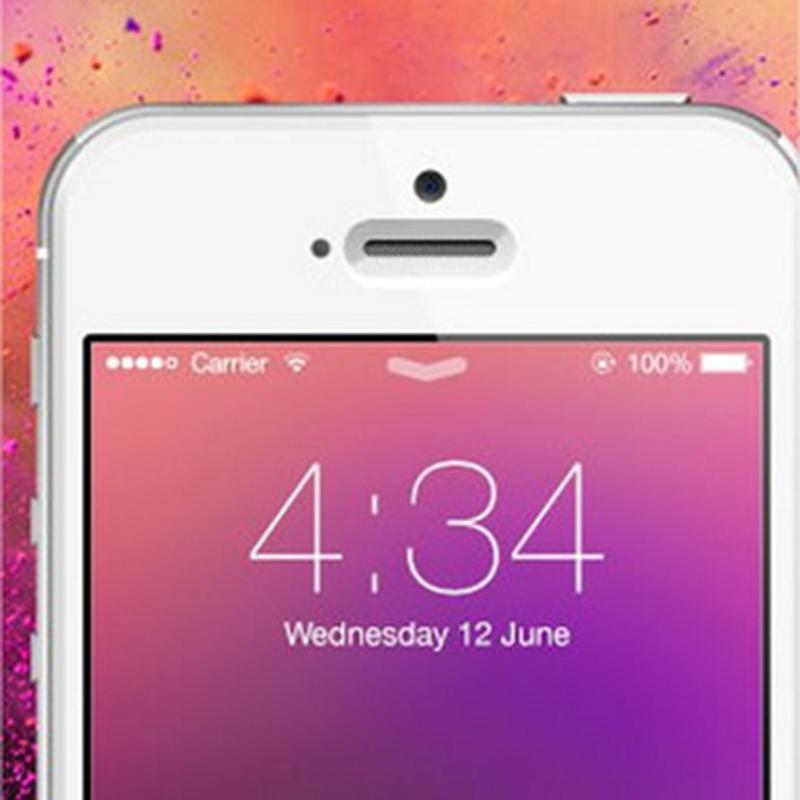 12 tutoriales de Photoshop para diseñar interfaces para iPhone y iPad