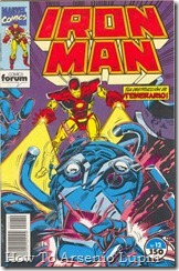 P00120 - El Invencible Iron Man #245
